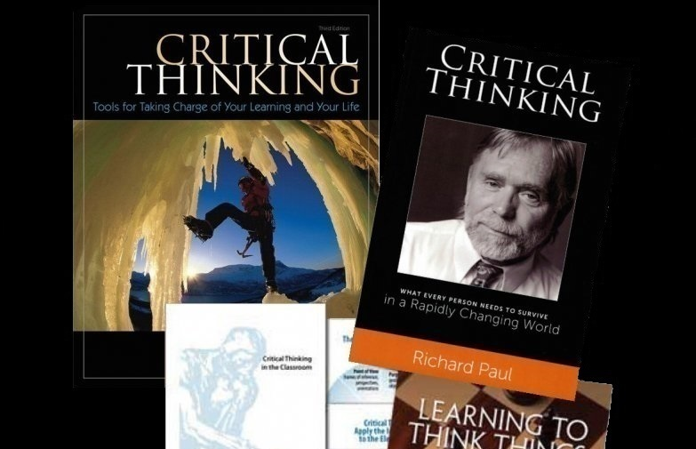 critical thinking community richard paul What people who know our approach say about the book richard paul and the theme of weak versus strong sense critical thinking is accentuated paul and elder.