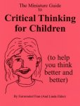 Critical Thinking for Children, 2nd edition