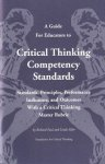 Critical Thinking Competency Standards (For Educators) [Electronic License]
