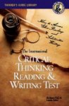 The International Critical Thinking Reading and Writing Test, 2nd edition
