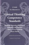 Critical Thinking Competency Standards (For Educators)