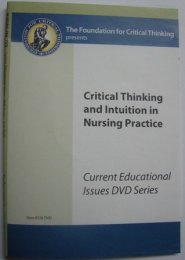 Nursing Intuition