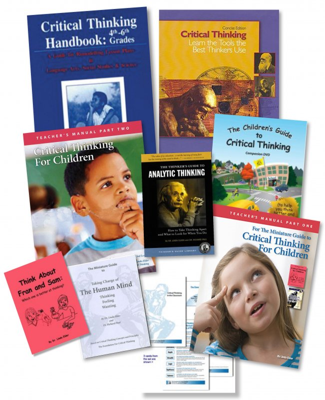 critical thinking resources for students A critical-thinking activity a simple activity can reveal much about the students you work additional 100th day resources for additional resources be sure to.