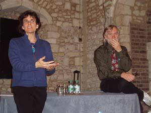 Linda Elder and Richard Paul