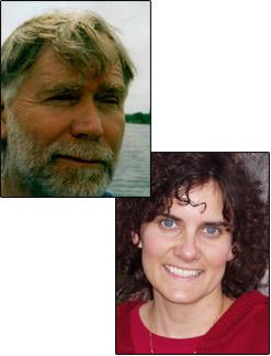 Dr. Richard Raul and Dr. Linda Elder