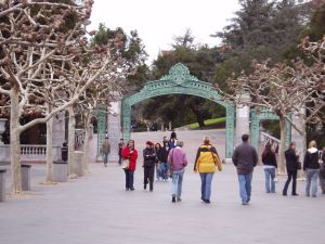 Visit UC Berkeley