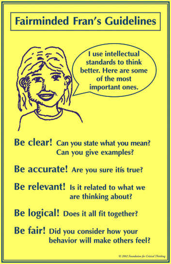 """critical thinking community Critical thinking """"index of articles"""" from the critical thinking community,  the website of the foundation for critical thinking a meta-site with list of active."""